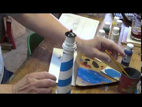 Painting the Lighthouse