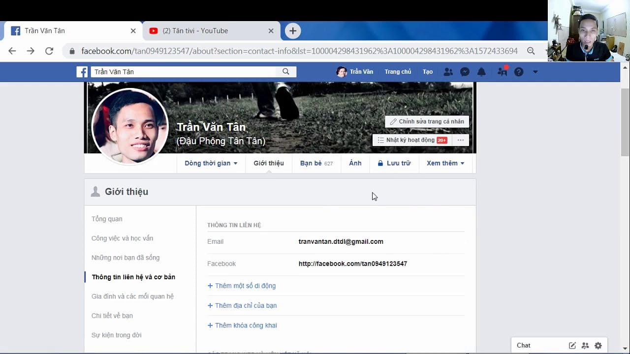 Cách thay đổi ngày sinh trên Facebook nhiều lần khi bị giới hạn | Tân tivi