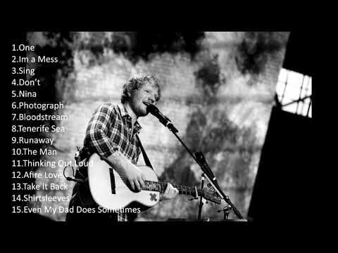 [FULL ALBUM] Ed Sheeran - X