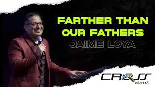 🔴 CROSS CHURCH LIVE | Jaime Loya | Father's Day | Cross Church RGV