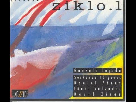 """GONZALO TEJADA QUARTET Tema """"EL BUEN ERROR"""" del CD """"ZIKLO 1"""" (1994)"""
