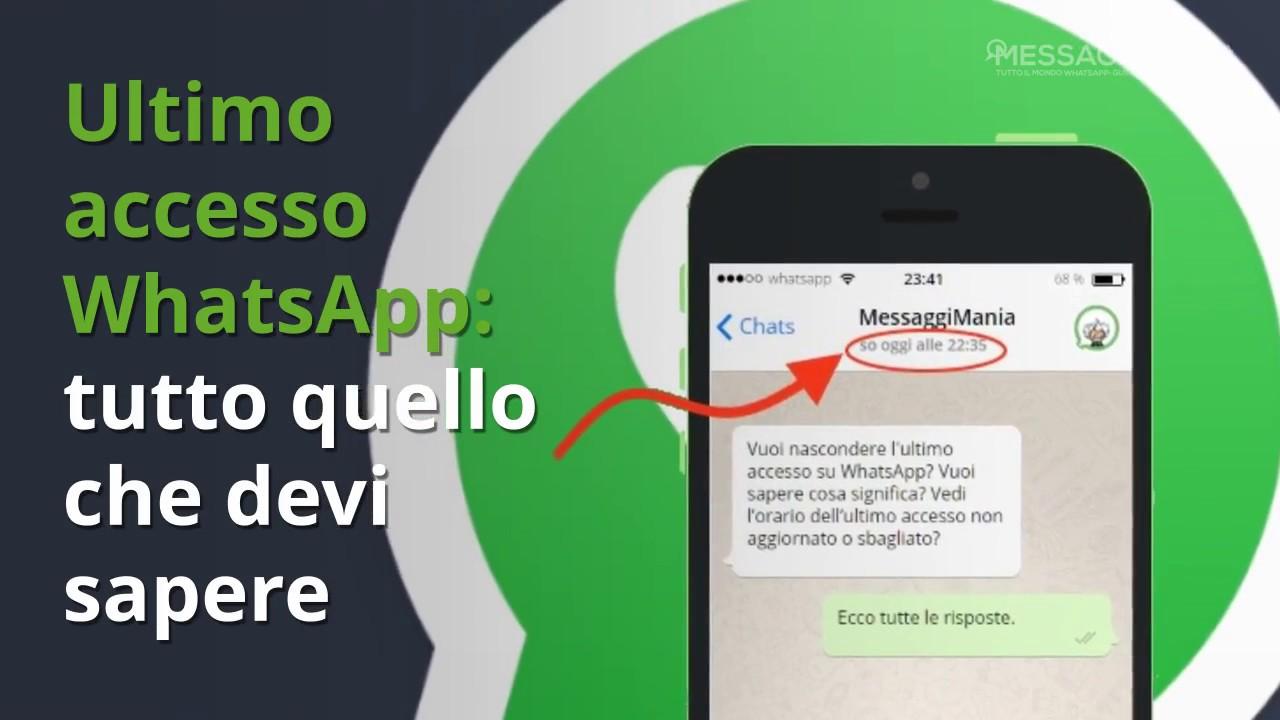 Spiare accesso a whatsapp