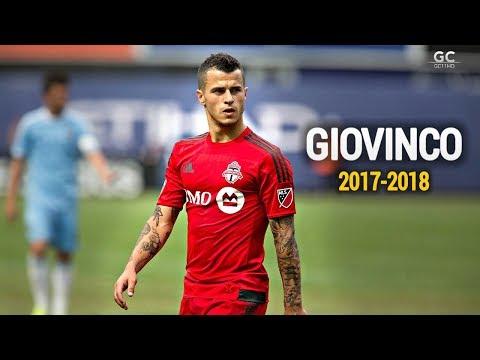 • Sebastián Giovinco • Amazing Skills and Goals 2018 • GC11HD •