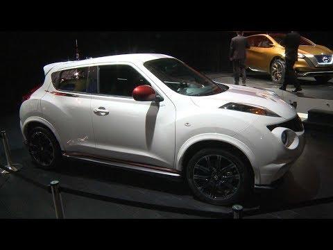 2013 Canadian International AutoShow. Nissan Juke Nismo Canadian Premiere