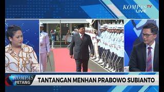 Pengamat: Penunjukan Prabowo Jadi Sorotan Media Asing