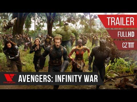 Avengers: Infinity War (2018) Full HD trailer #1 [CZ TIT]