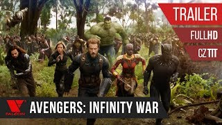 Avengers: Infinity War (2018) Full HD trailer #1 [CZ TIT]
