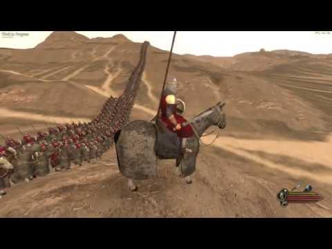 Mount and Blade II Bannerlord : Large Vlandian Cav Battle |