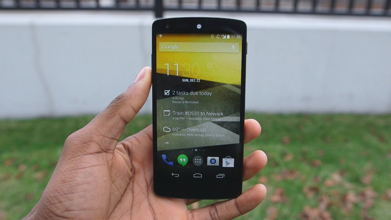 Nexus 5: Revisited! (What's on my Phone)