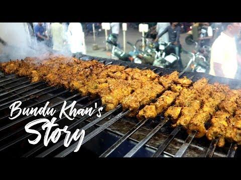 Pakistani Street Food | Bundu Khan Story | Best Mutton Kabab | Best Mutton Kabab
