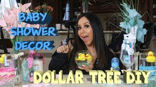 Download SNOOKI'S DOLLAR TREE DIY BABY SHOWER DECOR Mp3 and Videos