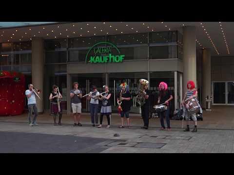 Leipzig street music