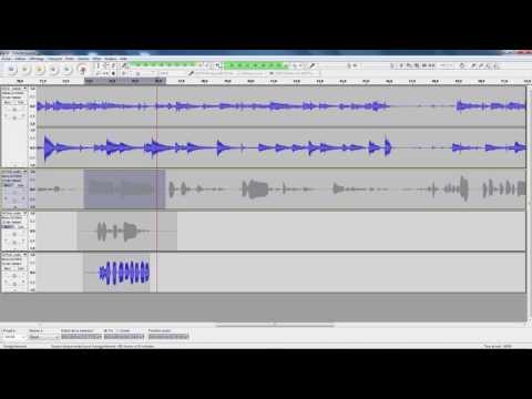 tutoriel Audacity MAO (rapide pour musiciens)