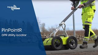 PinPointR utility locator - presentation video Video