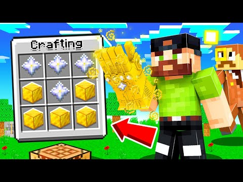 MAKING NETHER STAR POWERS in Insane Craft