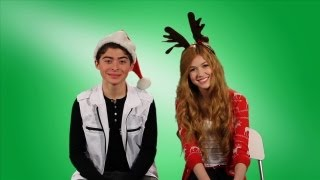 Ryan Ochoa & Kat McNamara Top 12 DVD Stocking Stuffers