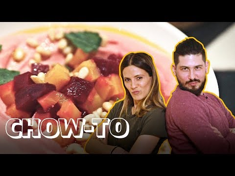How to Make the Perfect Hummus from Scratch | CHOW-TO