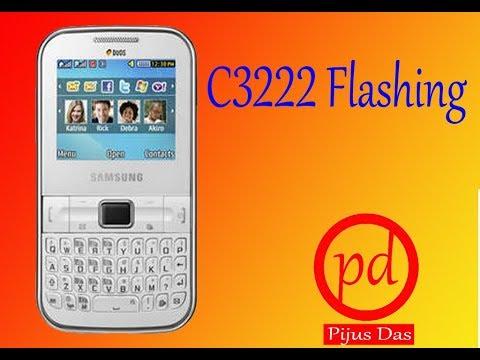 Samsung C3222 With Flash Loader
