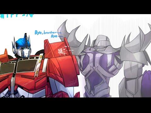 Optimus Prime & Megatron - My Demons