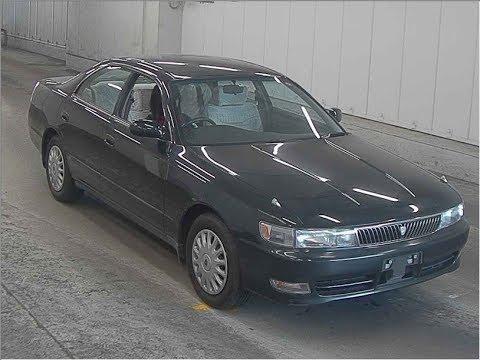 Toyota Chaser JZX90 1JZ-GE 1994 г.в. (донор 812)