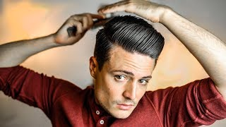 2 Easy Classic Hairstyle Tutorials for Men | BluMaan 2018