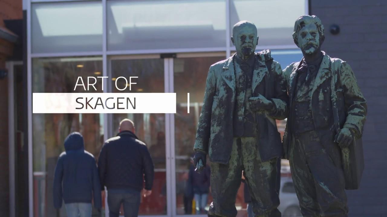 Kunst i Skagen