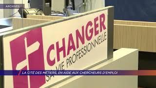 Yvelines | La cité des métiers, en aide aux chercheurs d'emploi