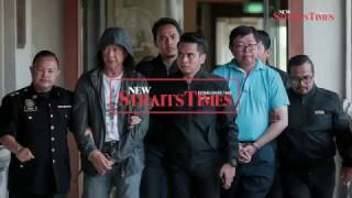 Company director, project manager charged over RM8 4 million graft