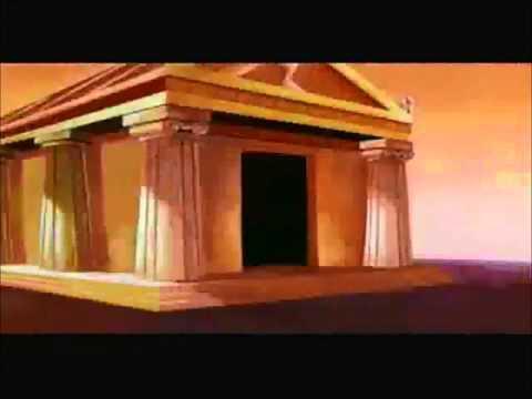 Zeus vs Typhon (Disney's Hercules)