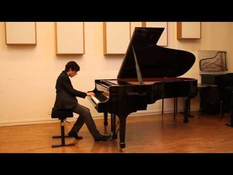 Ismaël MARGAIN   Chopin