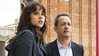 Tom hanks and felicity jones open up about the third installment in dan brown thriller series.watch our review of inferno:https://www./watch?v...