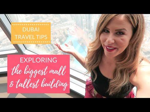 DUBAI (PRE-PANDEMIC): Dubai Mall, Burj Khalifa, The Grand Mosque & Jumeirah | Kathryn Tamblyn