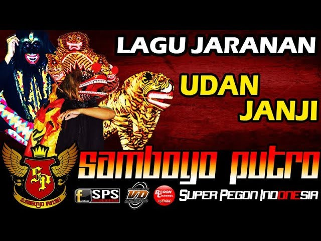 UDAN JANJI (Jaranan) Cover Voc RIZKY - SAMBOYO PUTRO Live POJOK Tanjungkalang 2018