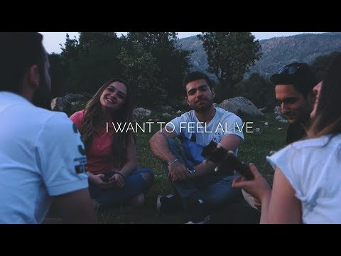 I Want To Feel Alive