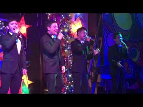 Supremos @Library Malate Manila Christmas Concert