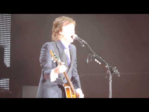 Paul McCartney: All My Loving [Out There! Tour] (Live in Washington DC 7/12/2013)