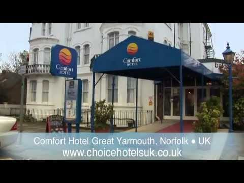 Comfort Hotel Great Yarmouth, UK. Explore the hotel with the General Manager