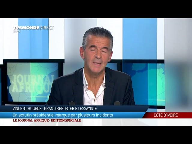 Le Journal Afrique du samedi 31 octobre 2020 sur TV5MONDE