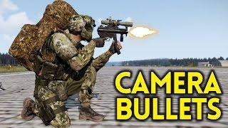 ARMA 3 Exile - Part 73 - CAMERA BULLETS