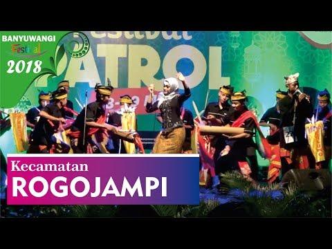 Kecamatan Rogojampi Festival Patrol 2018 | Banyuwangi Festival