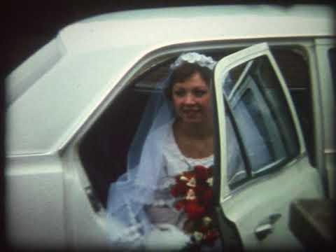 Carmen and Graham's Wedding 17th December 1977