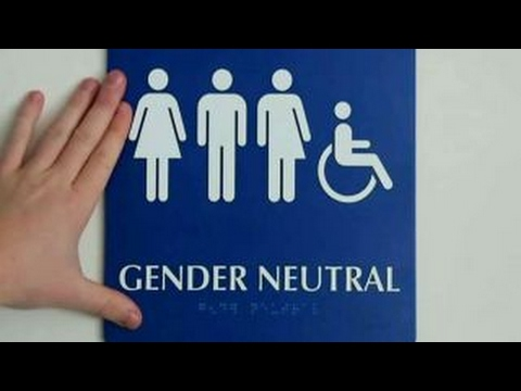 Trump a 'monster' for undoing transgender bathroom policy?