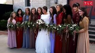 Jinger Looks Beautiful on Her Wedding Day | Counting On