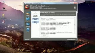 Baixar e instalar CcLeaner PRO + serial de ativação(Atualizado 2016)