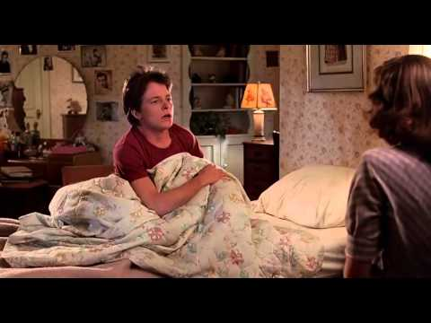 BTTF  Bedroom  Marty and Lorraine