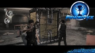 The Evil Within - Not Part of the Job Description Trophy / Achievement Guide (Chapter 5)