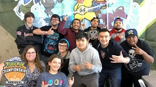 UTAH REGIONALS 2017!! | Pokemon League Vlogs