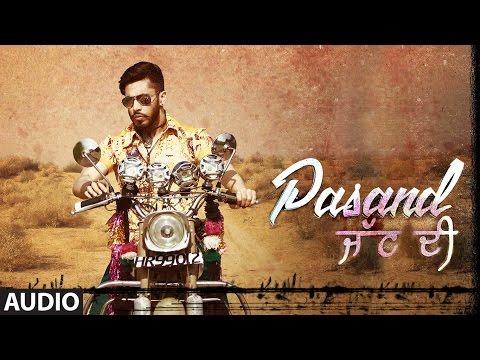 Pasand Jatt Di Full Audio Song | GITAZ BINDRAKHIA | Bunty Bains | Desi Crew | Latest Punjabi Songs