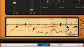 Using the EQ | iZotope Nectar Elements