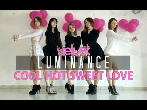 Red Velvet(레드벨벳) - Cool Hot Sweet Love Dance Cover by Luminance